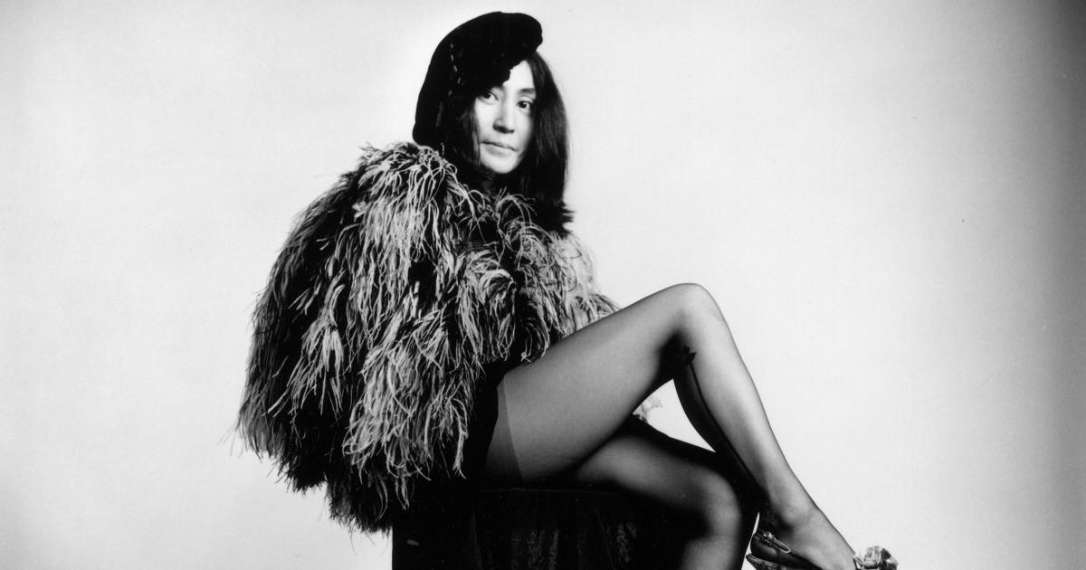 Yoko_Ono_feministe_Fabulous_Muses