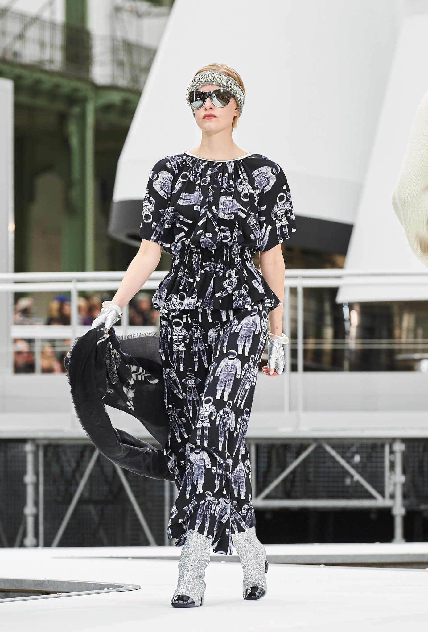Chanel Airspace Rtw 2017 18 Fabulous Muses