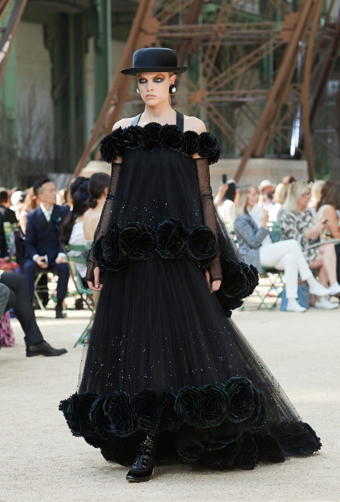 Chanel Fall Winter 2017 18 Haute Couture Collection