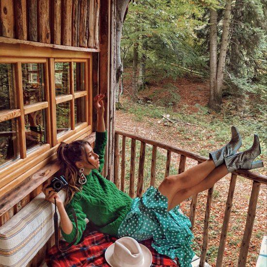 cazare casa din copac