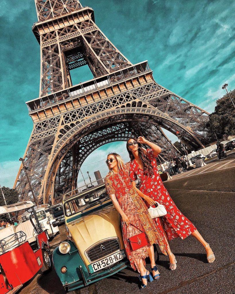 Poze de cuplu ale Fabuloaselor Diana Enciu si Alina Tanasa