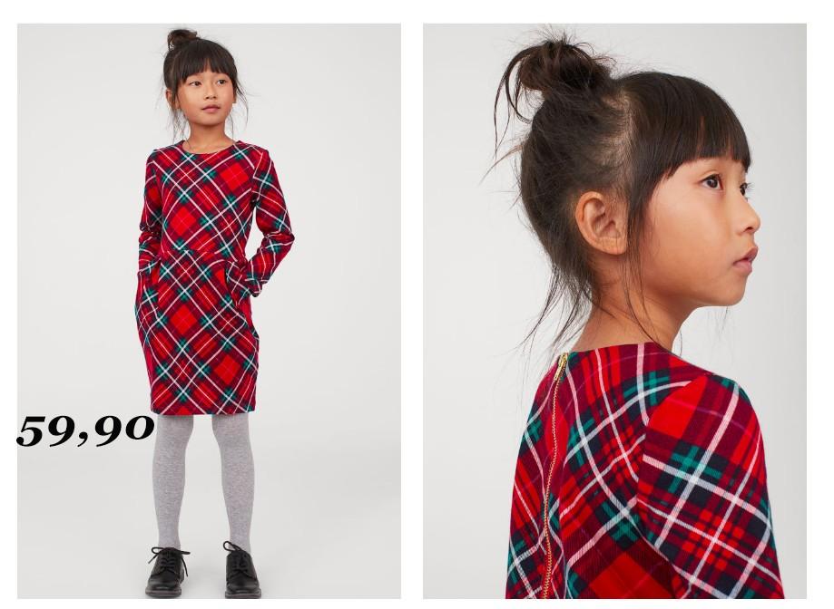 cadou ieftin copii. rochie craciun fetite