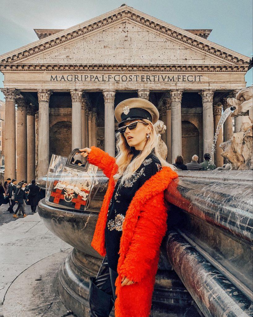 5 LOCURI INSTAGRAMABILE IN ROMA Fab Muses Diana Enciu Alina Tansa